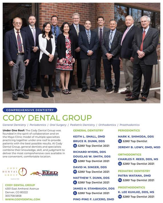 Cody Dental Group Comprehensive Dentistry